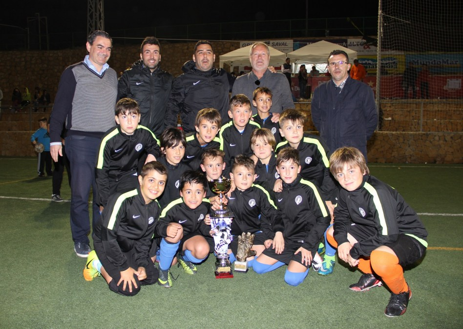 El Hércules CF  y el   Elche CF  han sido los ganadores del torneo de San José de Fútbol base celebrado este fin de semana.