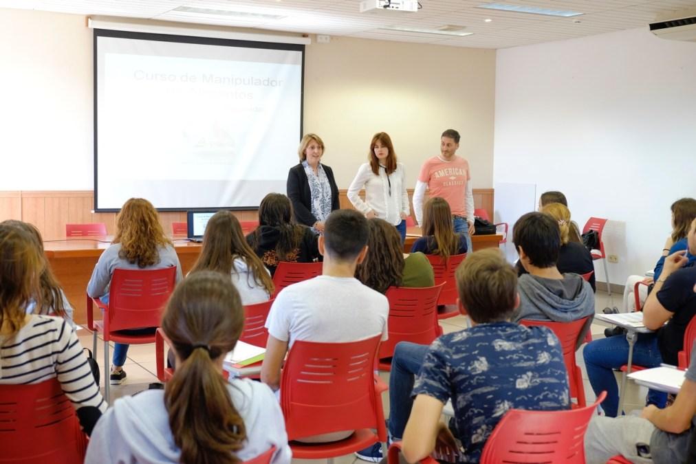 La concejalía de Juventud organizará en mayo un nuevo curso de manipulador de alimentos