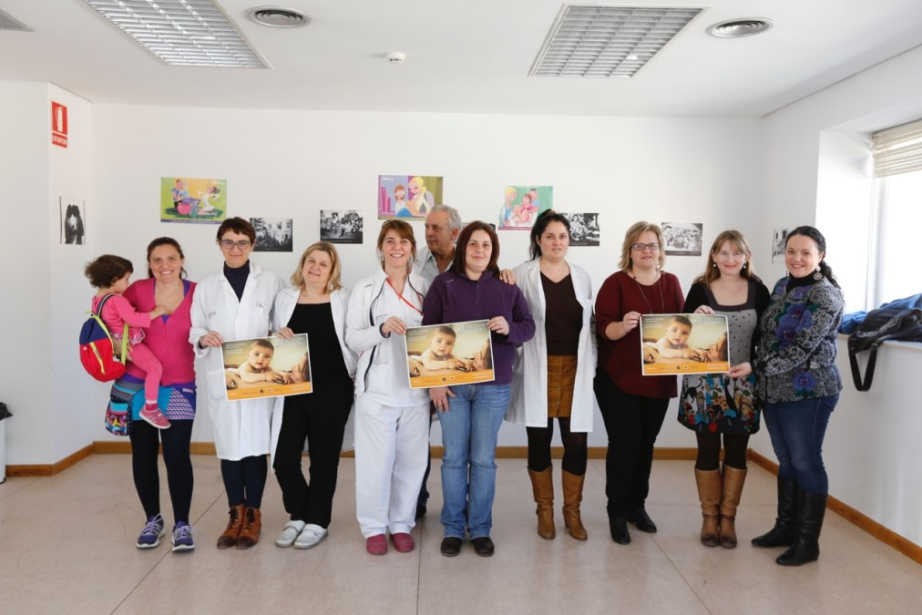 Se abre el plazo para participar en el XII Concurso Fotográfico de Lactancia Materna