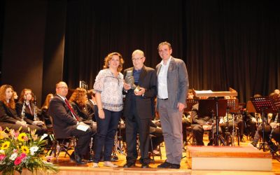 La concejalía de Cultura homenajea a José Soler con la entrega del Premi l'Alfàs 2017