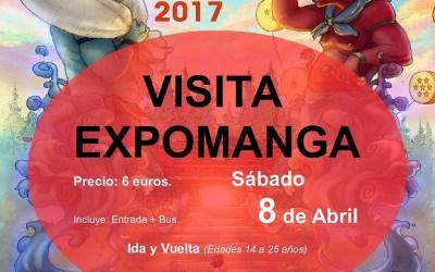 Juventud abre el plazo de inscripción para el viaje al VII Salón del Manga y Cultura Japonesa de Alicante
