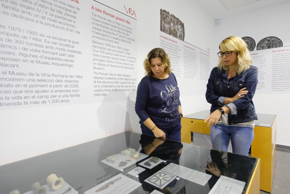 La Villa Romana de l'Albir concentrará las actividades para conmemorar el Día Internacional de los Museos