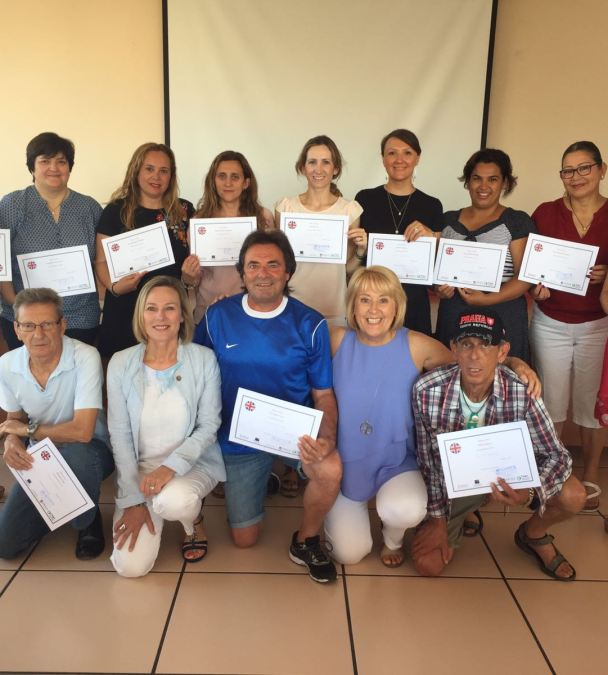 Finaliza el curso de inglés básico lanzado por la Oficina de Atención a las Personas Migrantes de l'Alfàs
