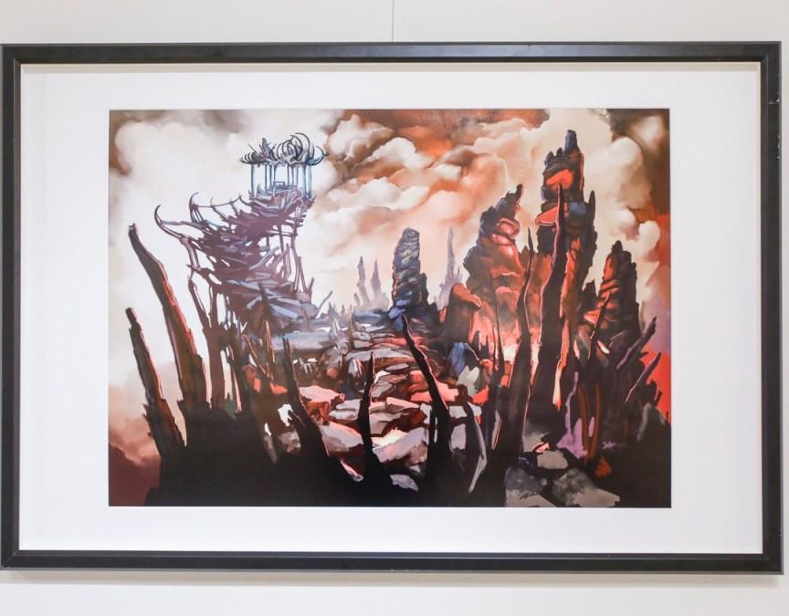 Llega a la Fundación Frax la exposición 'Path' de José Luis Maravall