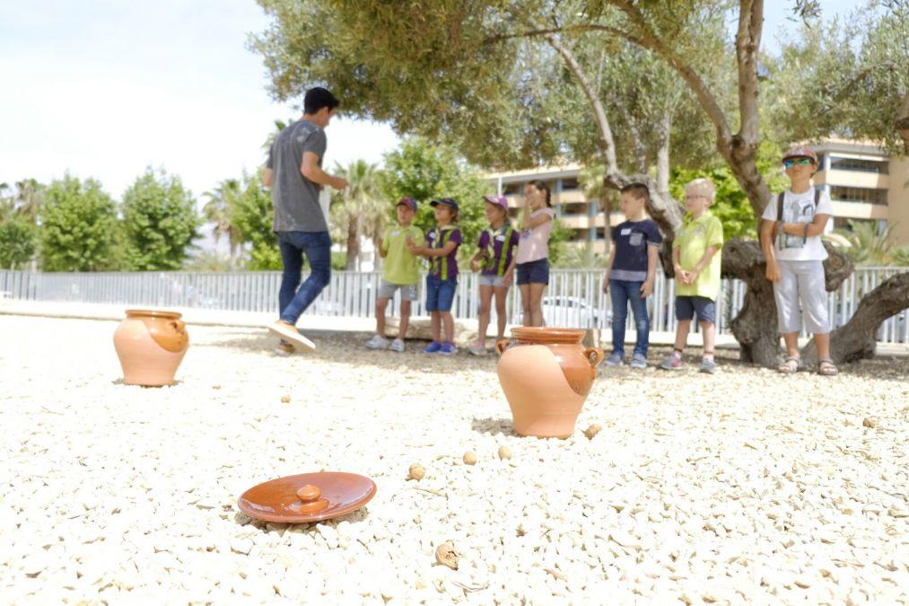 L'Alfàs del Pi celebra el Día Internacional de los Museos jugando con su propia historia