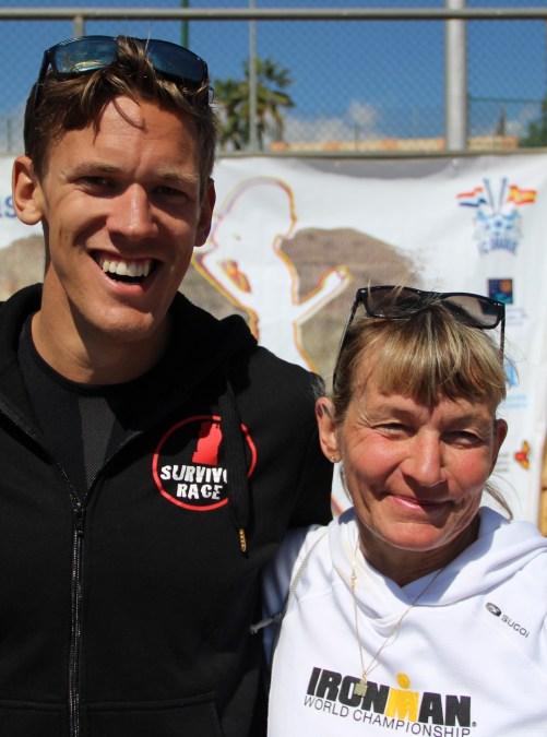 Conrad Sebastian Haakansson  y Maxine Mckinnon han ganado  Las 9ª X millas más bonitas de la Costa Blanca.