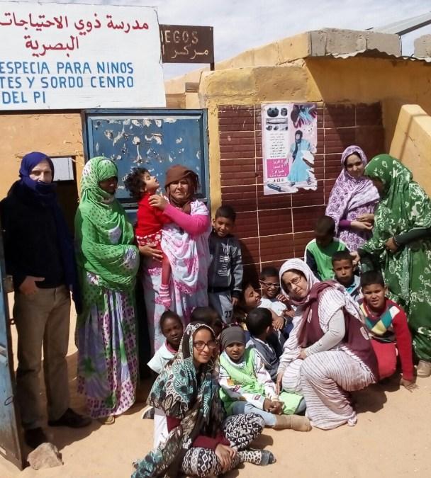 escuela L'Alfas en Tinduf