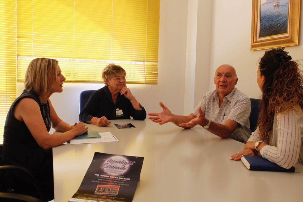 La Junta Local de AECC de l'Alfàs organiza una noche de swing con fines solidarios