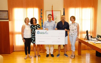 Ecovida Internacional dona 500 euros a Bienestar Social