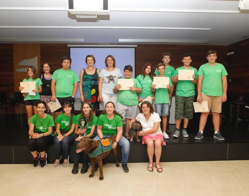 El Ayuntamiento de l'Alfàs continuará el próximo curso con el programa 'Eduka-dogs'