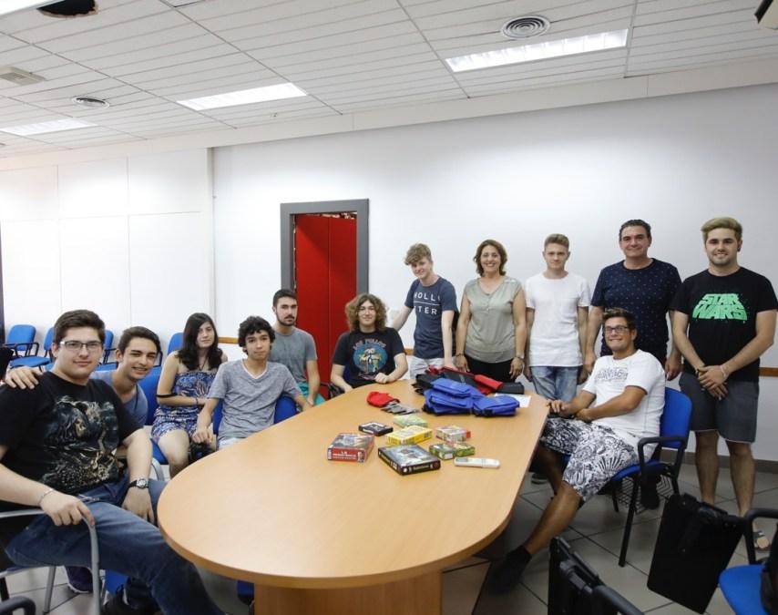 El taller de juegos de mesa del CIJA volverá en septiembre