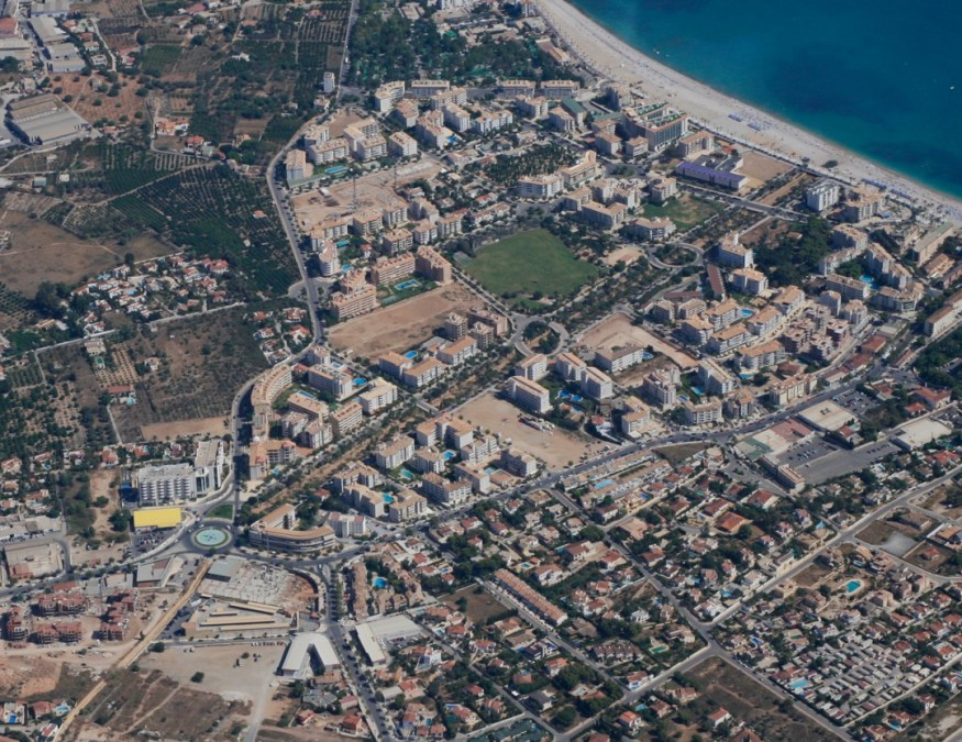 El Ayuntamiento de l'Alfàs del Pi prohíbe las quemas agrícolas
