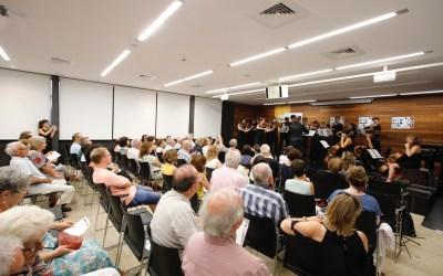 Finaliza el curso internacional de música con éxito de asistencia a todos los conciertos