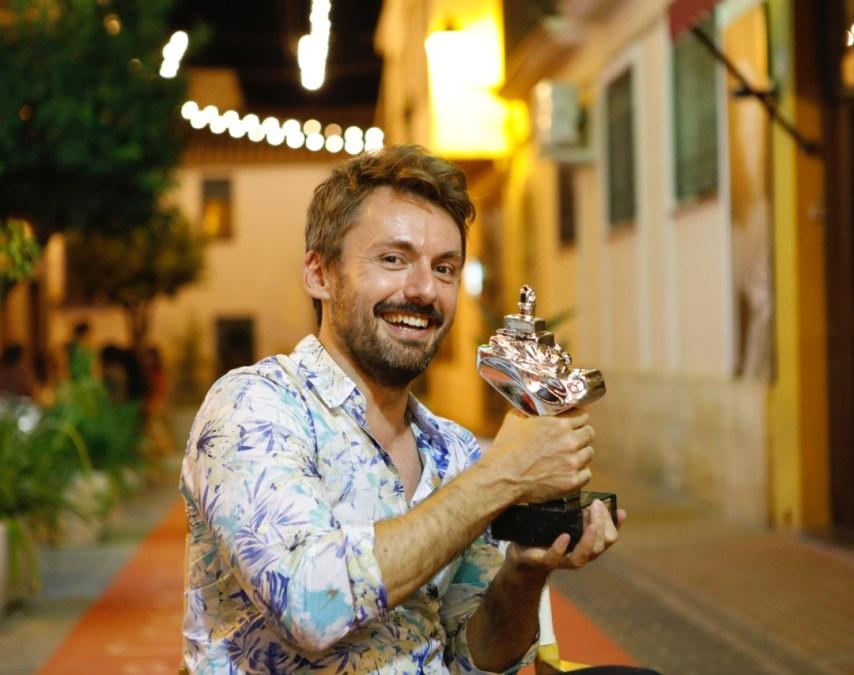 José Manuel Carrasco gana con Haloperidol el Faro de Plata del 29 Festival de Cine de l'Alfàs del Pi