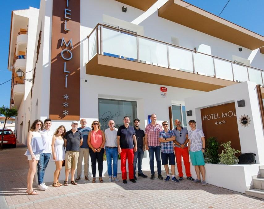 El Festival de Cine de l'Alfàs arropa a los realizadores que participan en la sección de 'Cortos locales'