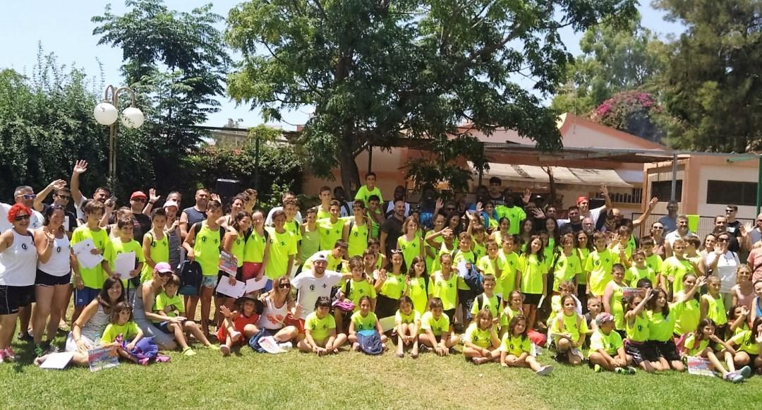 El domingo se clausuró El XXIV campus de basket de L'Alfàs del Pi ha contado  con más 100 participantes.