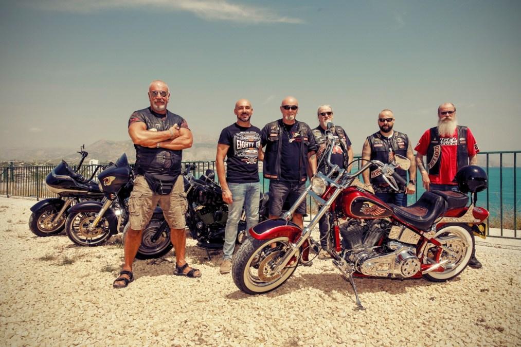 El Costa Blanca Bike Show hará rugir l'Albir con la presencia de cerca de 3.000 moteros
