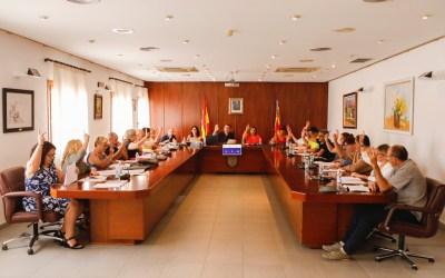 Acuerdo de l'Alfàs y Diputación para una mejor gestión de las sanciones de tráfico y circulación