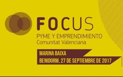 El Ayuntamiento de l'Alfàs participa en las jornadas FOCUS PYME Emprendimiento Marina Baixa