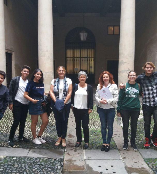 El proyecto de mediación escolar de l'Alfàs del Pi, premiado en el proyecto europeo EASY Towns