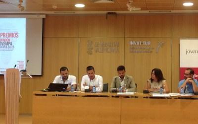 Jovempa Marina Baixa y el Ayuntamiento de l'Alfàs presentan los Premios Innovación 2017 en Invat-tur