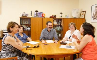 El Voluntariado Social de l'Alfàs del Pi recibe el apoyo del Ayuntamiento