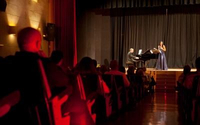 Una Orquesta de Cámara femenina clausura el Festival Mozartmanía de l'Alfàs