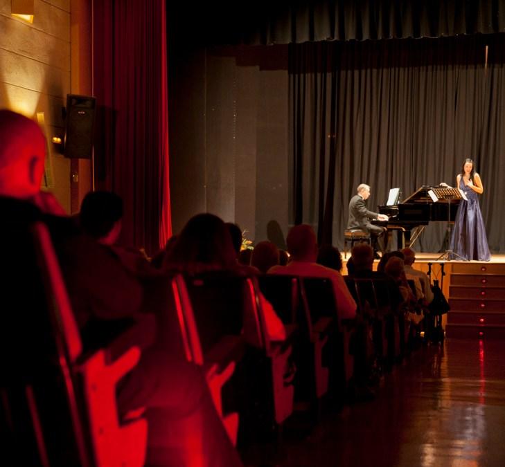 Obras de Mozart, Schostakovich y Chausson este fin de semana en l'Alfàs
