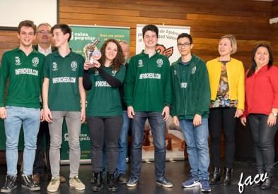 L'Alfàs del Pi acogió el campeonato autonómico de ajedrez  sub12 y 18