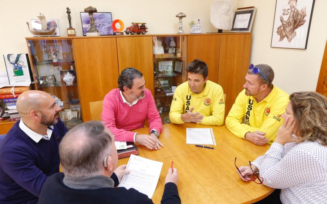 El Ayuntamiento de l'Alfàs colabora con la ONG U.S.A.R-13