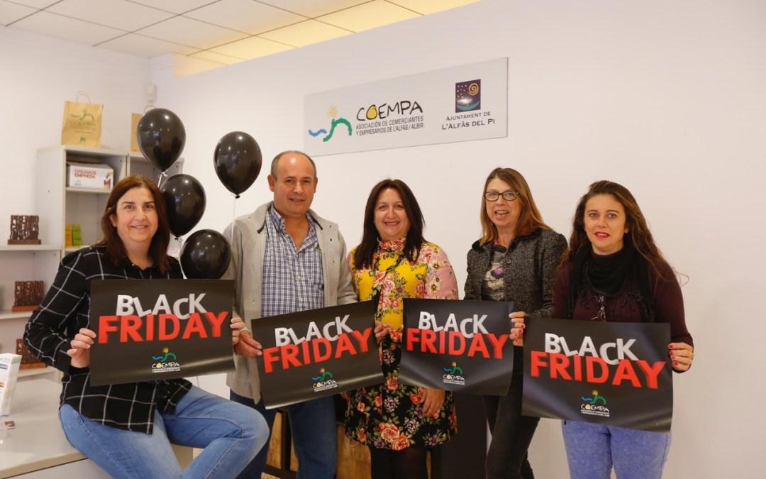 COEMPA se suma a la campaña del Black Friday