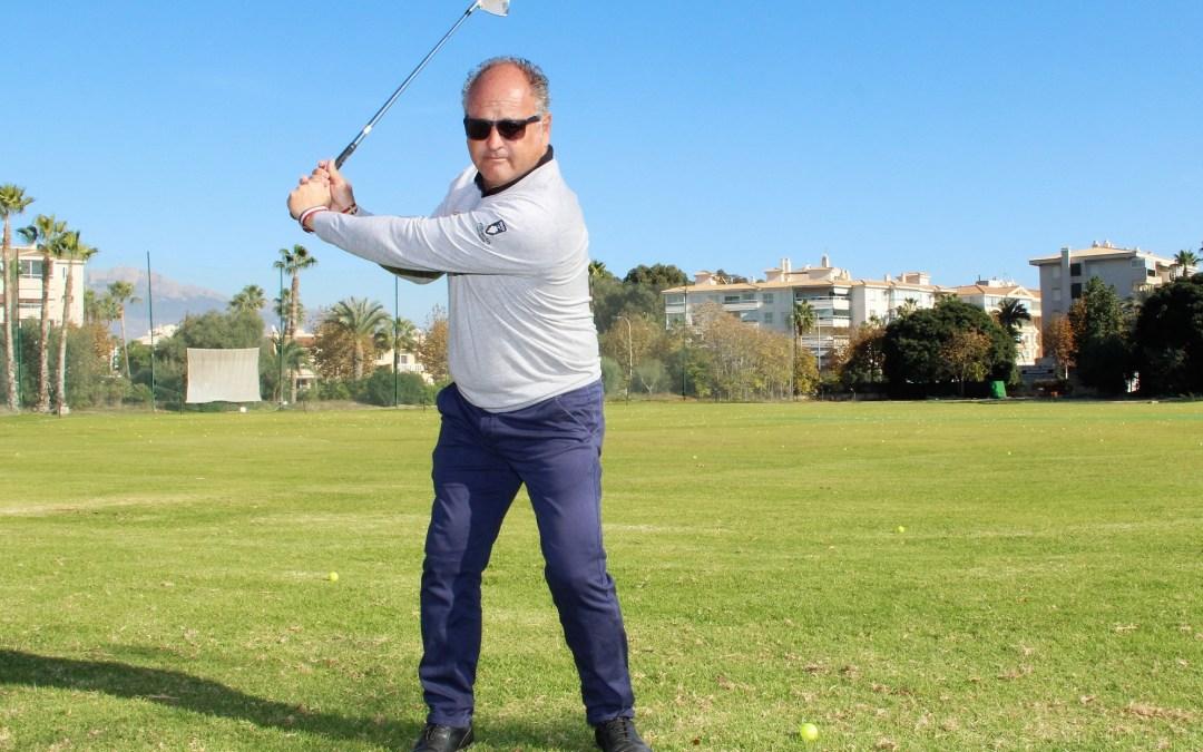 Miguel Torres, Campeón de la Comunidad Valenciana de Golf  intentará ganar el campeonato de España desde el próximo miércoles .