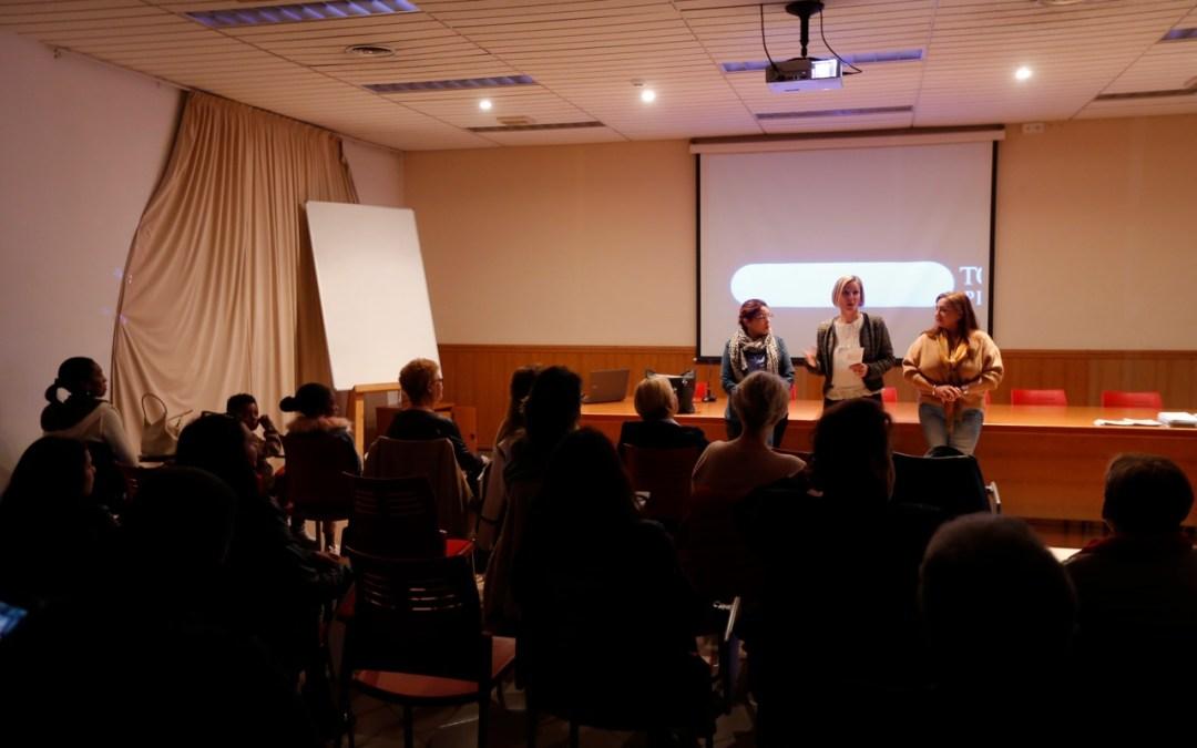 La Casa de Cultura ha acogido un ciclo de cine del Observatorio Provincial de la Inmigración
