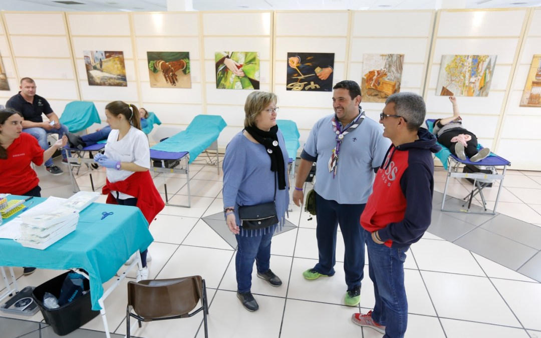 Noviembre se cierra con un balance de 53 donaciones de sangre en l'Alfàs del Pi