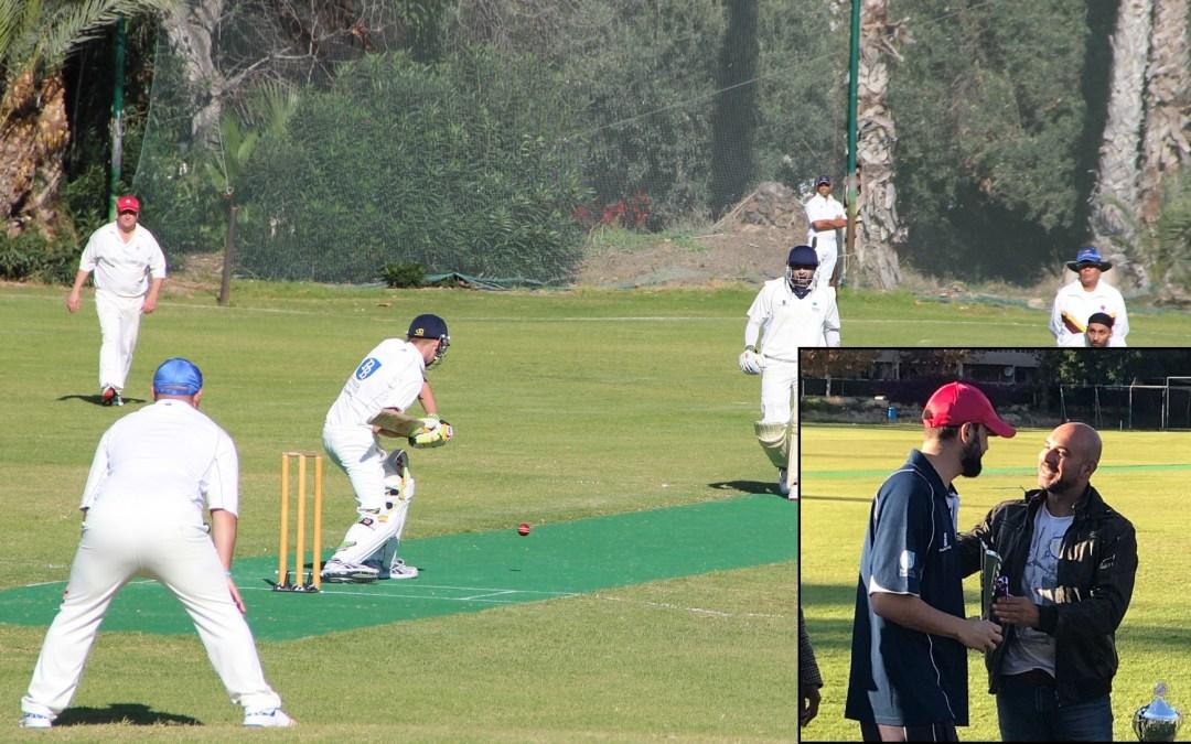 El Sporting l'Alfàs Club de Cricket se proclama subcampeón de  liga