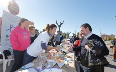 L'Alfàs celebra junto a los centros de la comarca el Día Internacional de las Personas con Discapacidad