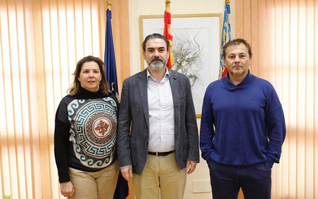 El Ayuntamiento de l'Alfàs colabora con la Coordinadora per l'Ensenyament en Valencià de la Marina Baixa