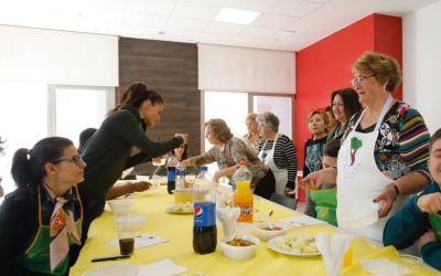 Arranca el taller de cocina saludable y sostenible