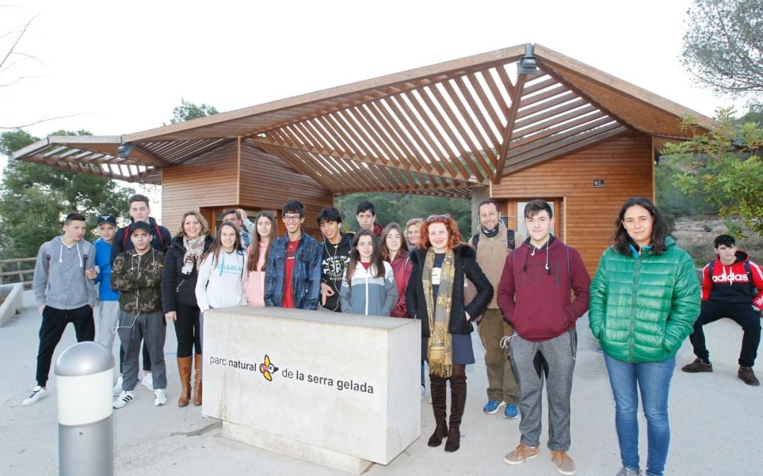 L'Alfàs dentro de la Red de Ciudades Educadoras respalda actividades sostenibles