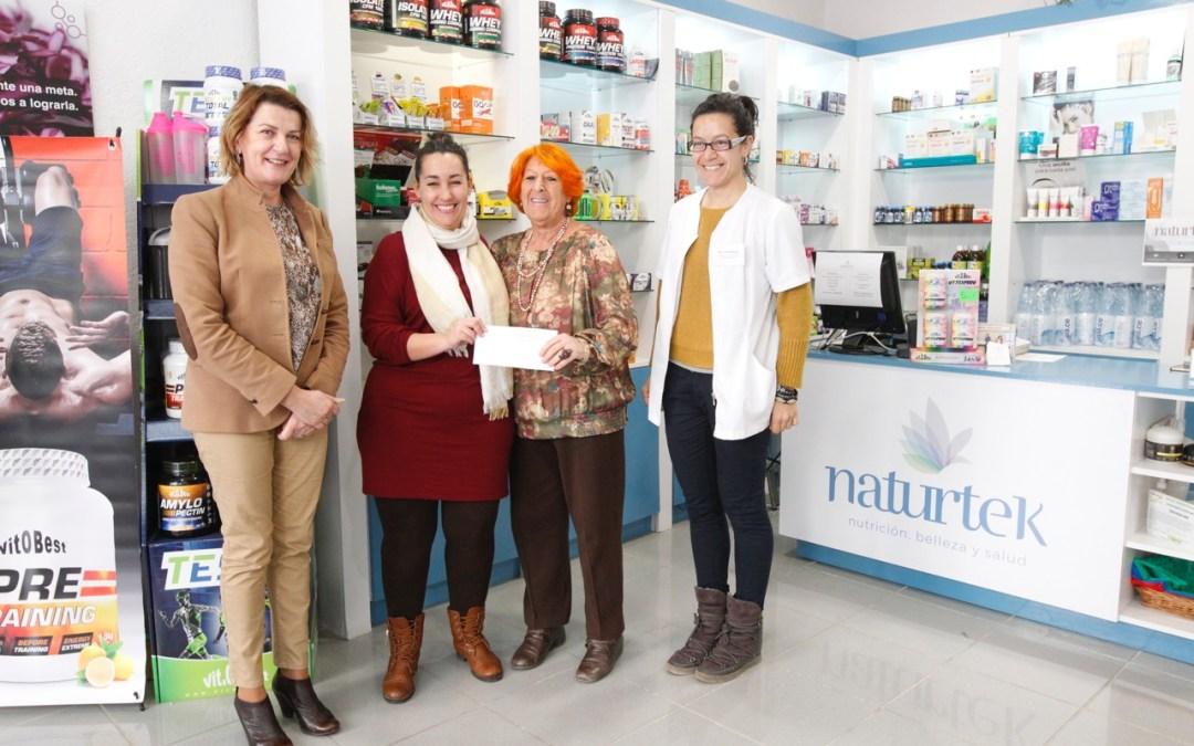 La quinta Jornada de Nutrición, Deporte y Salud recauda 200  euros para AFEM