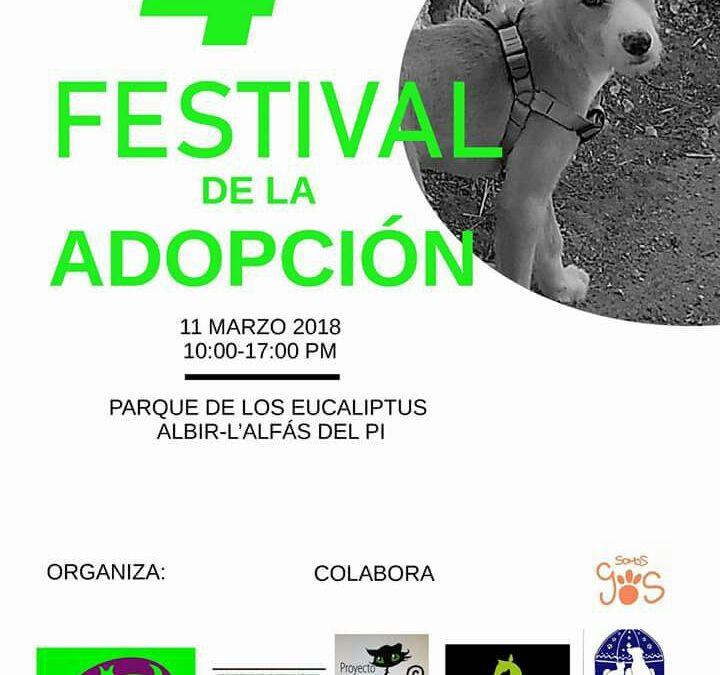 L'Alfàs acoge este domingo su cuarto Festival Canino y de la Adopción