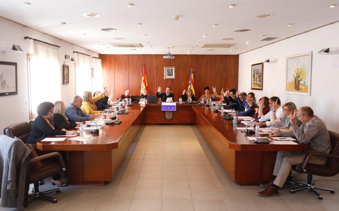 L'Alfàs aprueba el convenio de vigilancia conjunta de la zona marítima de Serra Gelada