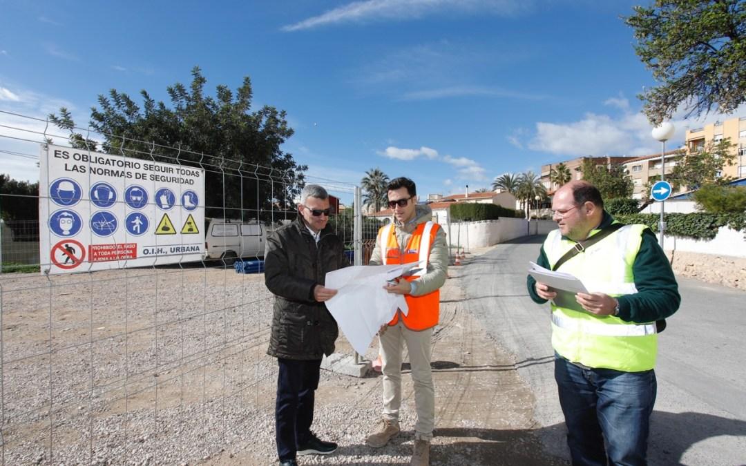 L'Alfàs destina más de 700.000 euros a las obras del barrio noruego