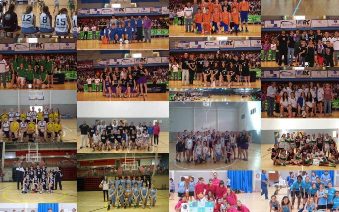 L'Alfàs del Pi , Benidorm , la Nucia, Altea y La Vila acogen la celebración de la IX Costa Blanca Basket Cup.