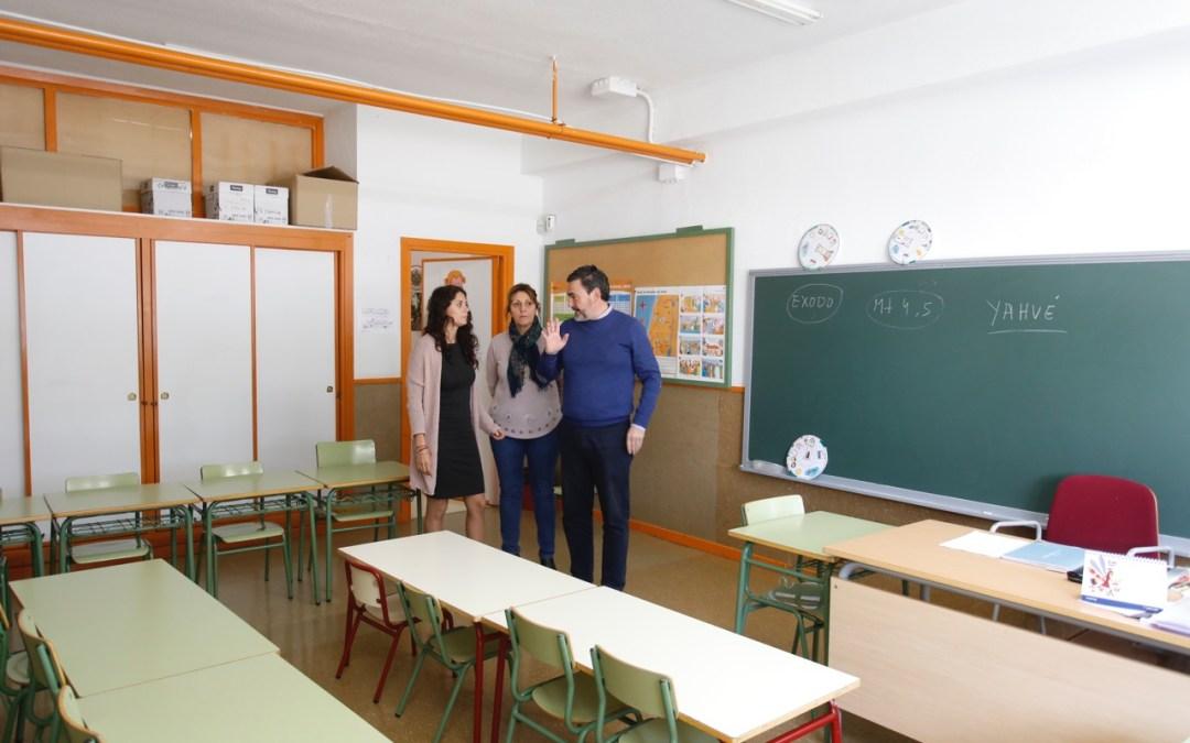 Dos colegios de l'Alfàs abrirán el próximo curso escolar nuevas aulas para niños de 2 años