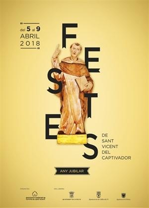"""Apertura del """"Any Jubilar de Sant Vicent"""" esta tarde en l'Alfàs"""
