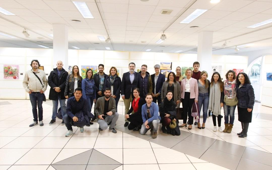 Arques felicita a los jóvenes alfasinos participantes en PECES