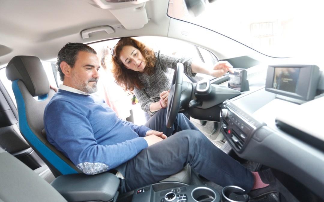 L'Alfàs dispone del primer punto de recarga para vehículos eléctricos