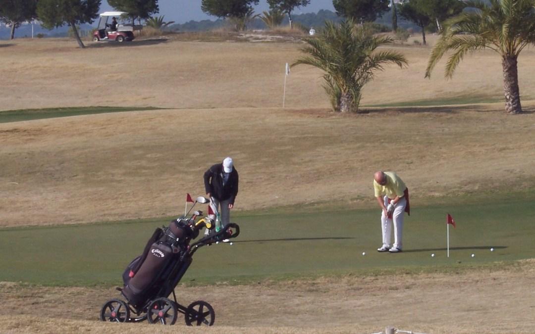 Este fin de semana se celebra la X edición de la Copa Holanda de Golf