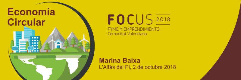 Vente a l'Alfàs al #FocusPyme y Emprendimiento Marina Baixa el 2 de octubre